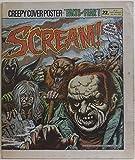SCREAM! NO 9(19TH May 1984): Comic
