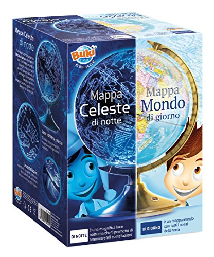 Buki France – 7341it – Globe jour & nuit