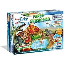 Clementoni 13913 - Focus Parco Giurassico