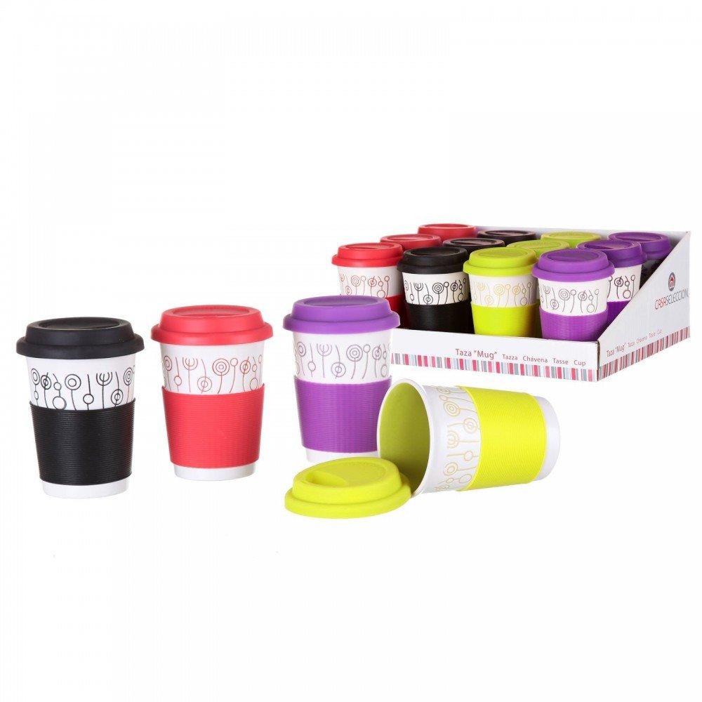 'Tazza Mug In Ceramica, 420cc Verde