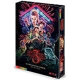 Stranger Things 3 - Carnet de notes A5 Premium (Saison 3 VHS)