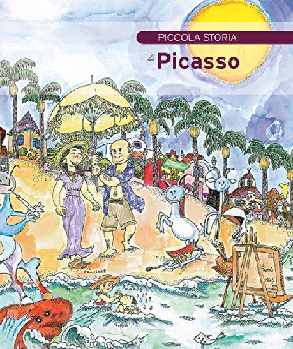 Piccola Storia di Picasso (Petites Històries) por Fina Duran i Riu