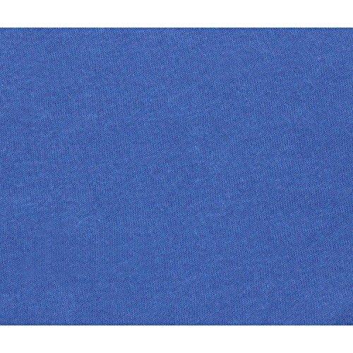 badtex24 Spannbettlaken 90 100 x 200 Spannbetttuch Bettlaken Jersey 100% Baumwolle 20 Farben Royalblau 90x190-100x200cm - 2