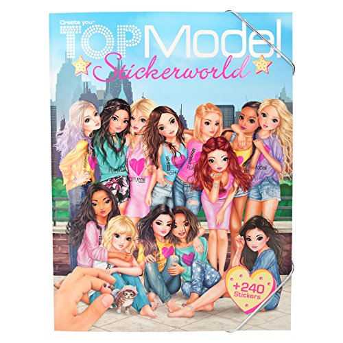 Top Model 0010222 Stic kerw orld