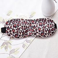 Sonnenschutz Augenmaske Augenabdeckung 3D Contour Eye Cover Schlaf Augenmaske für Männer und Frauen, Leopardenprint... preisvergleich bei billige-tabletten.eu