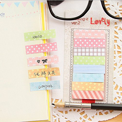 seguryy-160-pages-sticker-bookmark-point-it-marker-memo-paste-flags-sticky-notes
