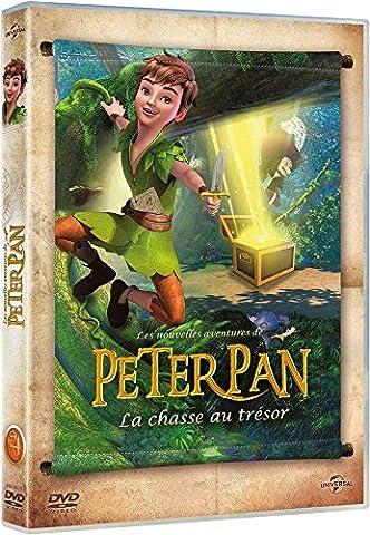 Les Nouvelles aventures de Peter Pan - n°4 - La chasse au trésor