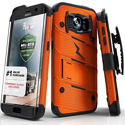 Samsung-Galaxy-S7-Edge-Case-Zizo-Bolt-Series-w-Galaxy-S7-Edge-Screen-Protector-Kickstand-Military-Grade-DropTested-Holster-Clip-S7-Edge-G935