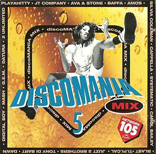 Eurodance DJ Mix Nonstop (Compilation CD, 19 Tracks)