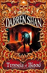 Tunnels of Blood (The Saga of Darren Shan, Book 3)