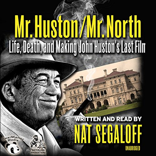 Mr. Huston/Mr. North  Audiolibri