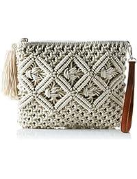 Buffalo Damen Bag S017-269 Textile Clutch, 2x21x26 cm