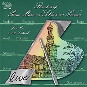 Rarities of Piano Music 2002: Live Recordings from the Husum Festival
