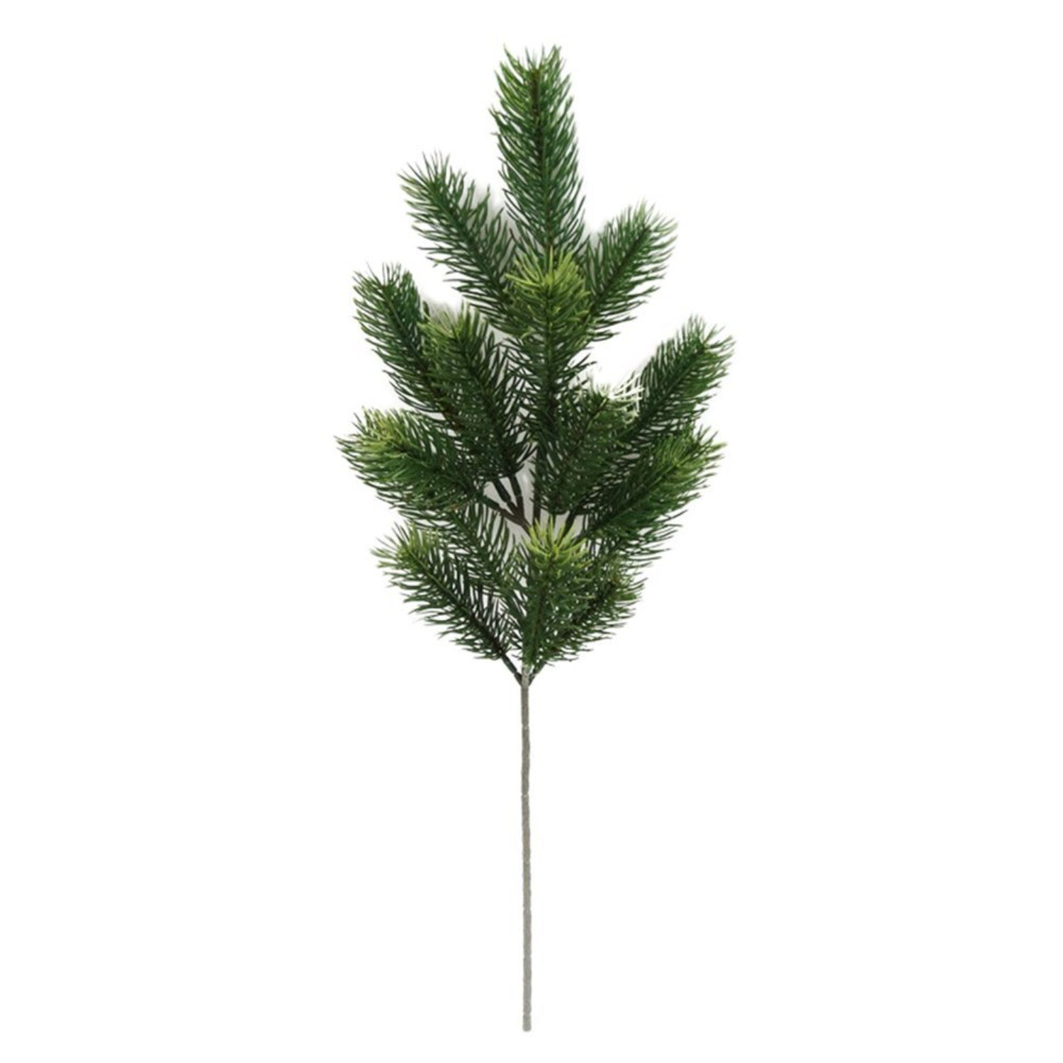 Artificial Christmas Trees Amazon Uk: Vikenner Artificial Pine Tree Branches Real Feel Hinged