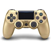 Xcmenl Wireless Controller für PS4 Slim/PS4 Pro,USB Controller für PC,Bluetooth Gamepad mit Dual-Vibration…