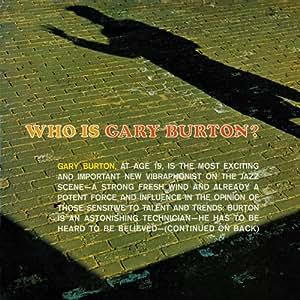 Who Is Gary Burton?+Subtle S