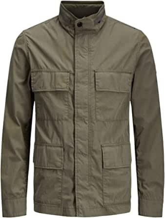 Jack & Jones Men's Jprlee Field Jacket Blu
