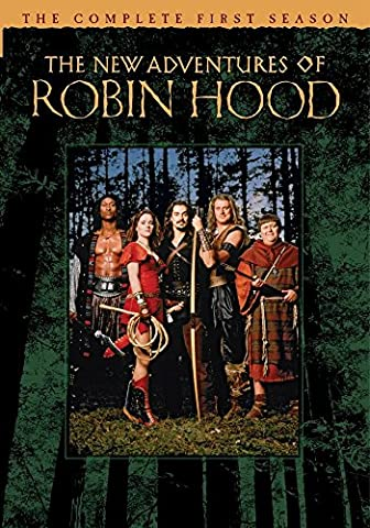 New Adventures of Robin Hood Season 1 [Import USA Zone 1]