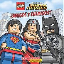Lego DC Super Heroes: Amigos y Enemigos! (Lego Dc Comics Super Heroes)