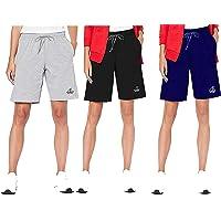 Womens Bermuda Shorts | Womens Casual Wear |(Pack of 3)