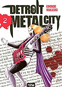 Detroit Metal City Edition simple Tome 2