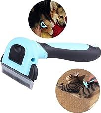 MAIKEHIGH Fellpflege-Werkzeug Für Kleine, mittelgroße und große Hunde und Katzen mit Kurzem Oder Langem Fell. Reduziert Haarausfall drastisch in Nur wenigen Minuten