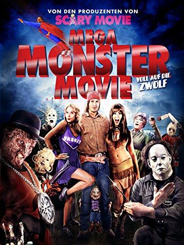 Mega Monster Movie - Voll auf die Zwölf ()