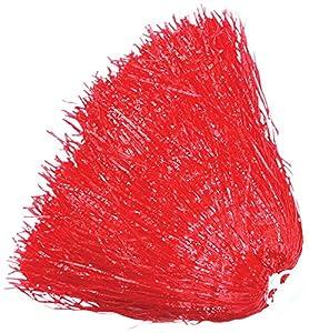 Cheerleader Pom Pom (Red) (accesorio de disfraz)