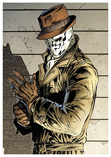 (Instabuy Poster Watchmen (A) Rorschach - A3 (42x30 cm))