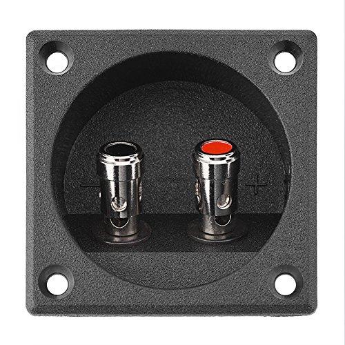 Terminal Box Push Feder Typ 2 Binding Post Kabelstecker Akustische Komponenten ()