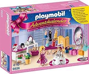 Playmobil 6626 - Adventskalender Ankleidespaß für die große Party