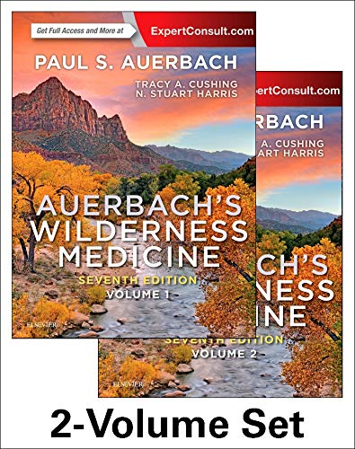 Auerbach\'s Wilderness Medicine, 2-Volume Set