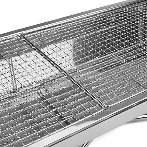 zogin barbecue grill big size bbq utensil. Black Bedroom Furniture Sets. Home Design Ideas