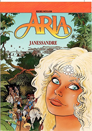 Aria – tome 12 –  Janessandre (French Edition)