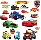 Roommates Disney Pixar Cars Piston Cup Champs Peel and Stick Wall Decal - Best Reviews Guide