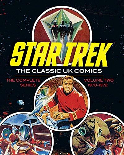Star Trek: The Classic UK Comics Volume 2 (STAR TREK UK Comics, Band 2)