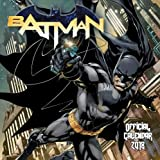 Batman Comics Official 2018 Calendar - Square Wall Format Calendar (Calendar 2018)