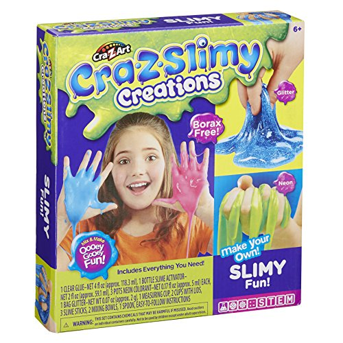 Cra-Z-Slimy 28821 Creations Slimy Fun Kit