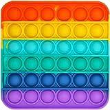 Push Pop It Bubble Sensory Fidget Speelgoed - Stress Reliever Siliconen Stress Relief Speelgoed - Knijp Zintuiglijk Speelgoed