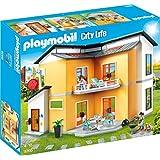 Playmobil City Life 9266 Negro, Rojo, Color blanco, Amarillo casa de muñecas - casas de muñecas (1,5 V, 400 mm, 490 mm, 670 mm)