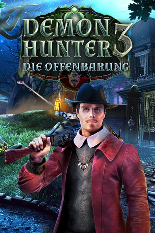 Demon Hunter 3: Die Offenbarung [PC Download]