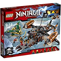 Lego Ninjago 70605 Misfortune's Keep Playset