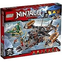 lego 70605 ninjago le vaisseau de la maldiction