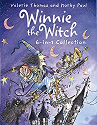 Winnie the Witch 6-in-1 Collection