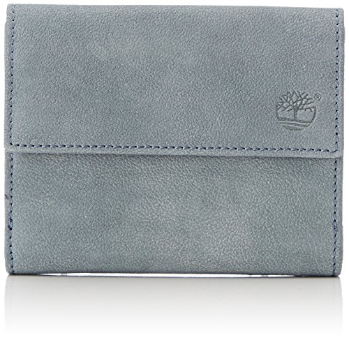 Timberland Damen Classic Medium Woman Wallet Geldbörse, Blau (Dark Denim), 1x10x13 centimeters Womens Dark Denim