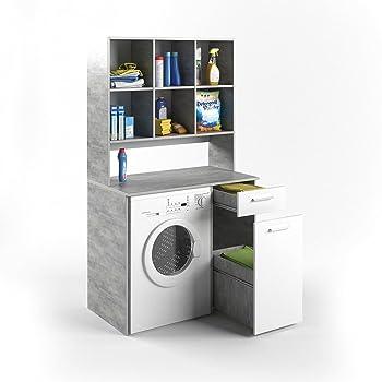 Waschmaschinenschrank Waschmaschine Regal Badezimmerschrank Schrank