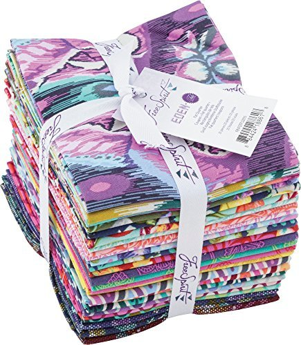 Eden Fat Quarter Bundle (TP.ED.25FQ) by Tula Pink for Freespirit by Free Spirit