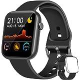 WWDOLL Smartwatch, Orologio Fitness Tracker Uomo Donna IP67 Cardiofrequnzimetro da Polso Contapassi e Calorie Activity Tracke