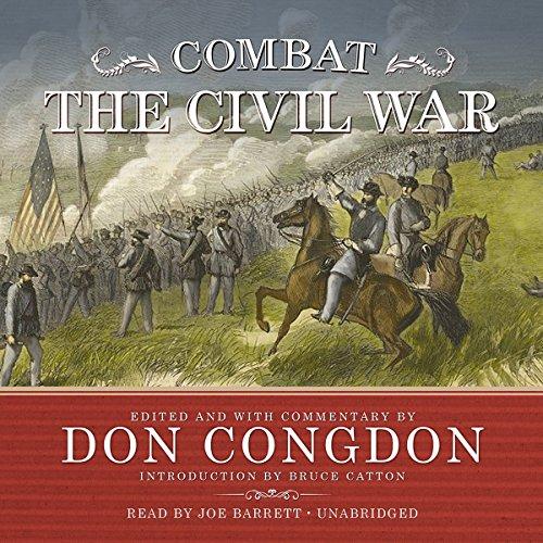 Combat: The Civil War  Audiolibri