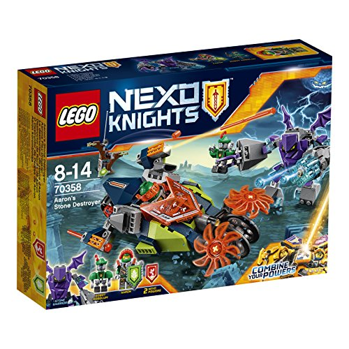 Nexo Knights - Rebanador de Aaron (70358)
